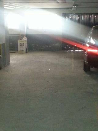 Plaza de garaje madrid calle amparo, lavapies