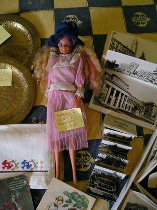 Barbie de Mattel Spain año 1966!!!!