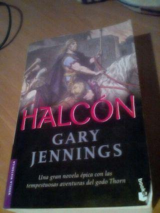 """Libro """"Halcon""""casi 1000 páginas!!!"""