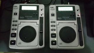 Cds CDJ200A especial DJ's
