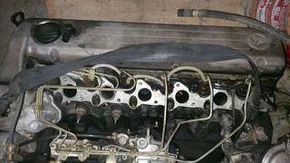 Motor Mercedes300D W124 OM603.912 6Cil atmosférico