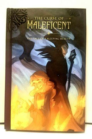 "Libro ""The Curse of Maleficent"""