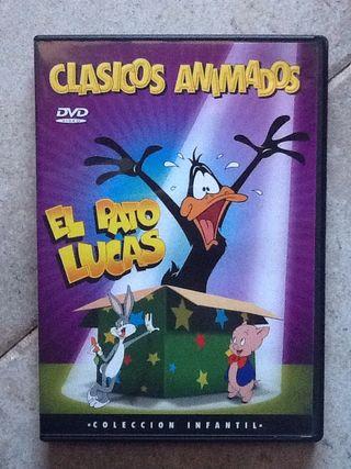 El Pato Lucas Dvd Clasicos Animados