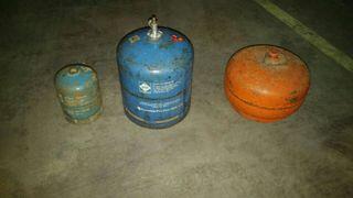 Bombonas camping gas