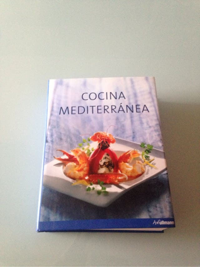 Cocina mediterranea H.F.ullman