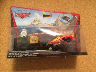 Lanzador Cars 2 Rip Clutchgoneski