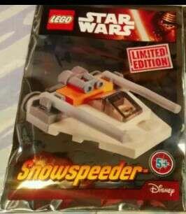LEGO STAR WARS límited edición