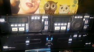 Dap audio. Ds8600 unidad de cd y controladora funciona bien.