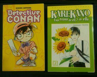 Cómics Manga