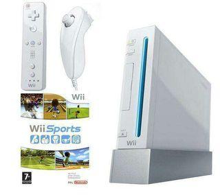 Wii, mandos Wii, Wii sport