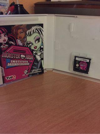 Monster High para DS