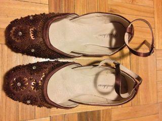 Zapatos tipo arabe talla 38