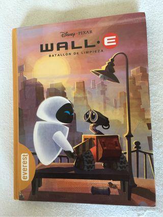 Libro Wall-e