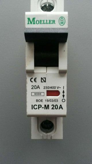 ICP MOELLER 20A