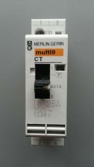 Contactor MERLIN GERIN