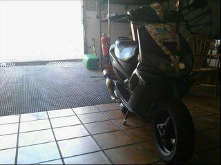Moto Scooter 49cc 74cc Speedfight