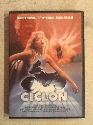 CICLON DVD