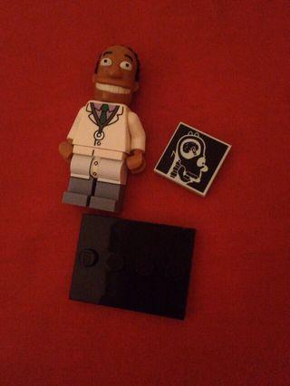 Lego Dr Hibert Simpsons Serie 2