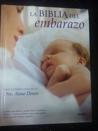 "Libro ""La biblia del embarazo"""