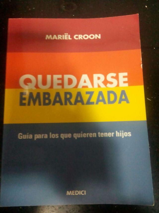 """Libro """"Quedarse embarazada"""""""