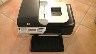 Impresora inalámbrica Hp Officejet J4680 todo en u
