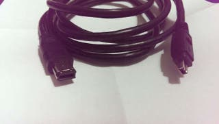 Firewire a IEEE 1394 cable