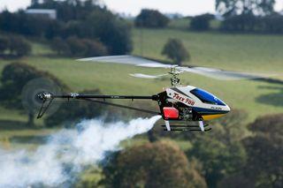 Helicoptero Radiocontrol Gasolina T-Rex Nitro 700 Pro
