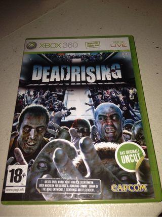 Deadrising Zbox360