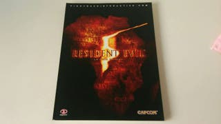 Guía oficial Resident Evil 5