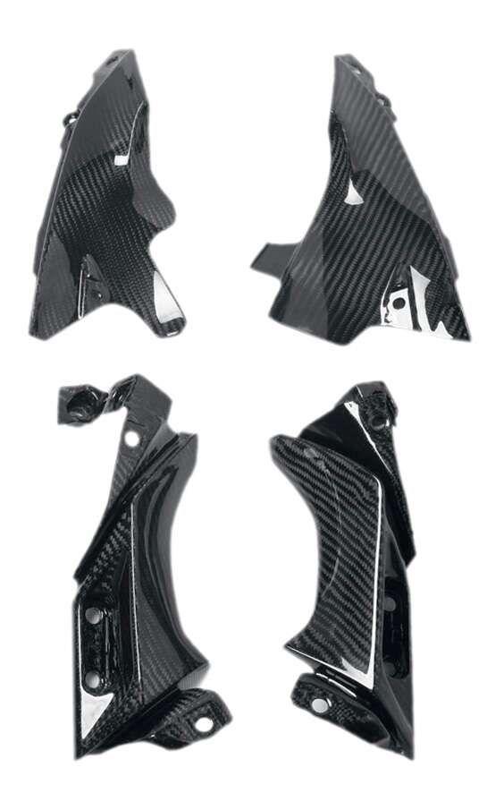 Paneles laterales inferiores. Motos Yamaha YZF 1000 R1. Años 2004-2006.