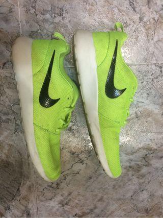 Nike Roshe Run Fosforitas
