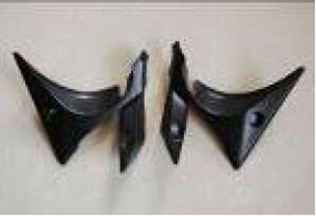 Cubiertas del radiador Yamaha R1 04-06