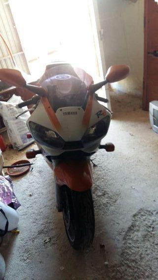 Yamaha r6 30000mil km nueva totalmente