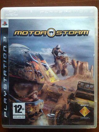 Play 3 Motor Storm