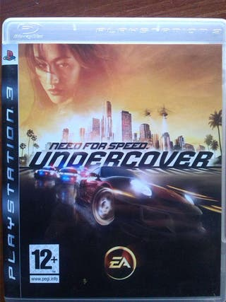 Play 3 Need for speed undercover