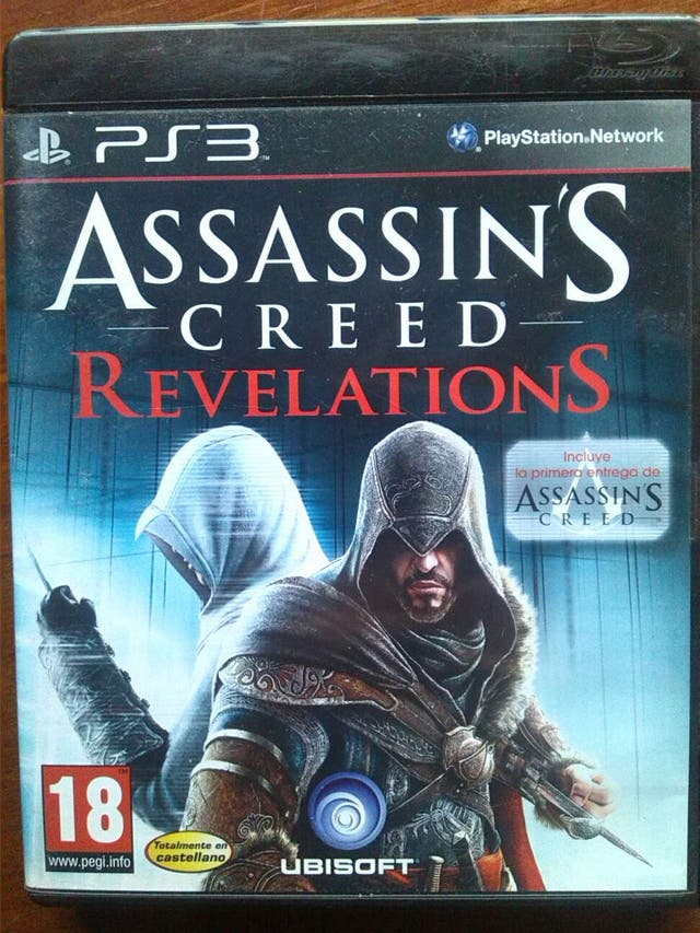 Play 3 Assassin's Creed Revelations