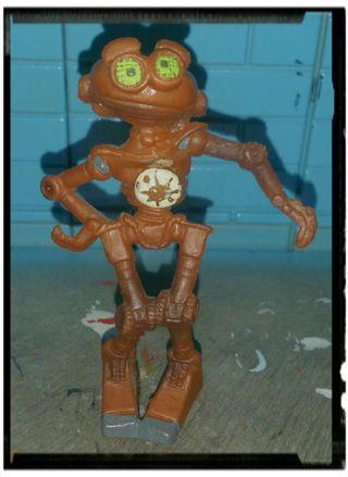 Figura robot Ben El planeta del tesoro, Bullyland Disney