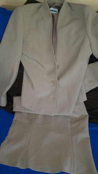 Traje chaqueta beis.de TORERO.T 38