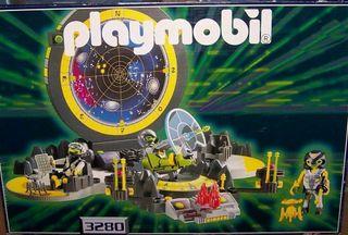 Base playmobil alien