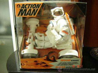 Action man astronauta nuevo año 1997