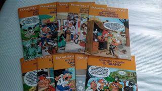 Coleccion completa 10 comic