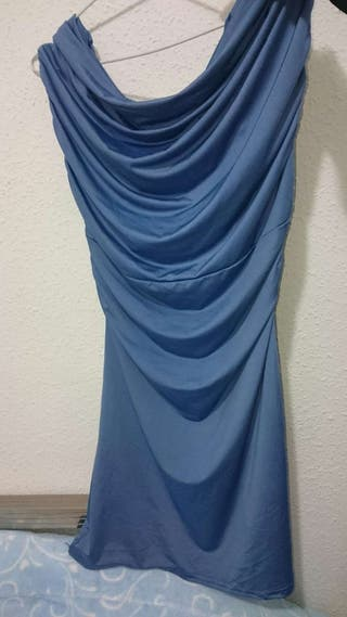 Vestido pinup Azul
