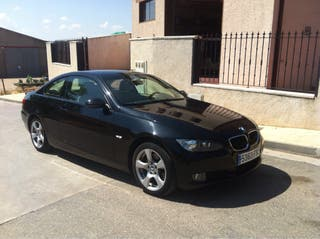 BMW 320 D Coupe.