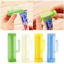 Dispensador para pasta dental.