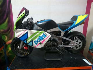 Ultima oferta 850e Minibike polini 910 carena minimoto