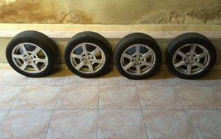 Llantas Con Neumáticos 195/50/R15