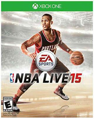 NBA LIVE 2015 XBOX ONE