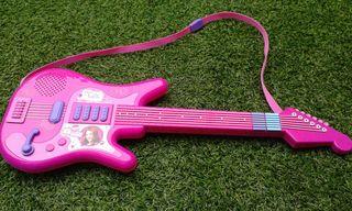 Guitarra de Violetta