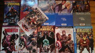 Marvel Preludio, Civil war, La Iniciativa