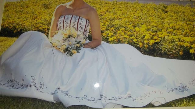 Traje de novia